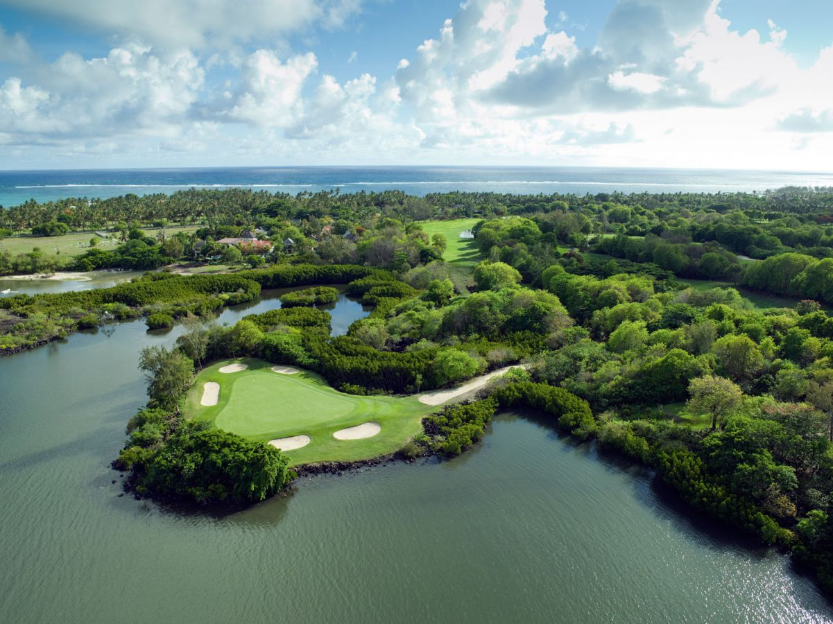 Constance Belle Mare Golf Courses