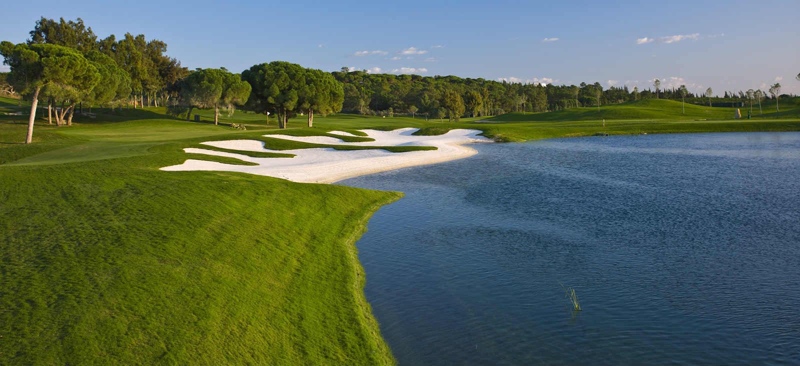 Quinta do Lago Laranjal Golf Course