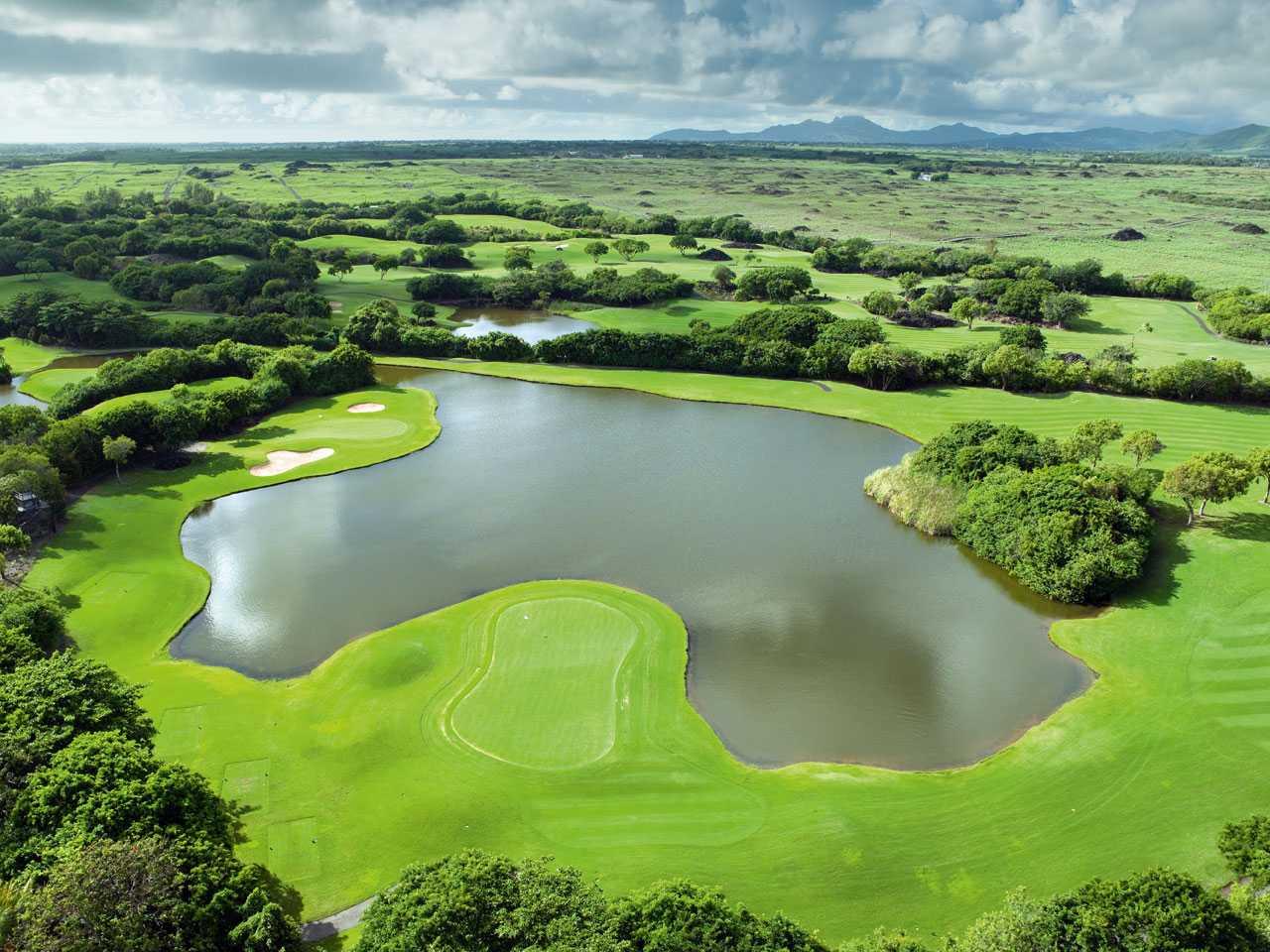 Constance Belle Mare Golf Courses