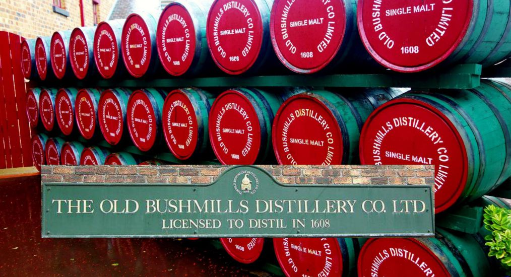 Bushmills Whiskey Distillary-4