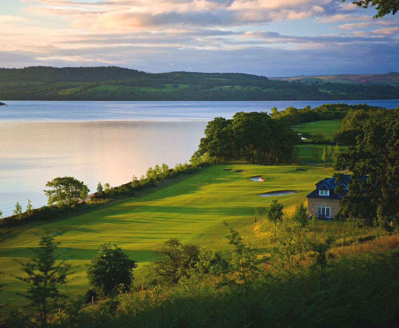 Carrick golf course 0