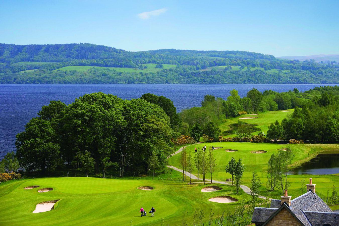 Carrick golf course 3