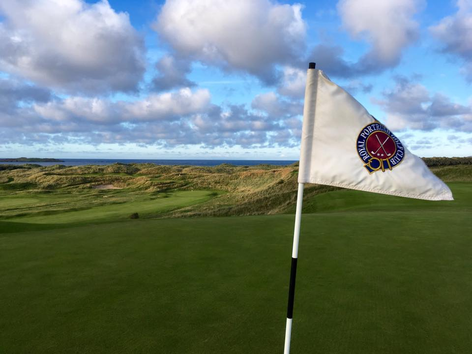 Royal Portrush Golf Course-