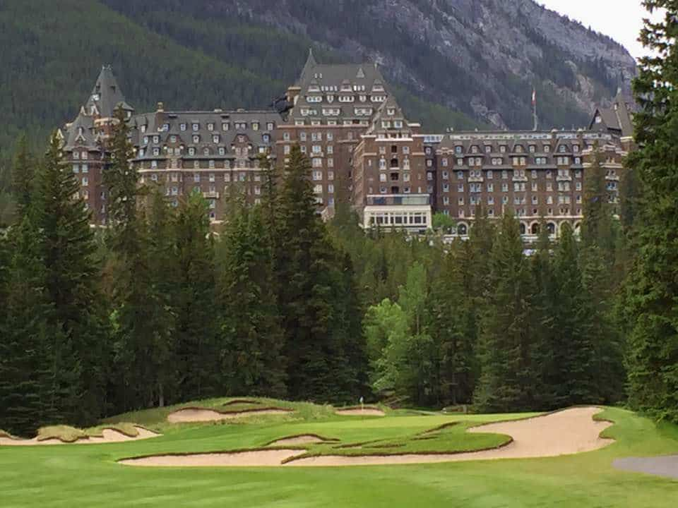 Fairmont Banff Spring Golf Course