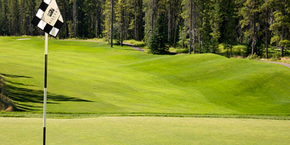 Silvertip Golf Resort