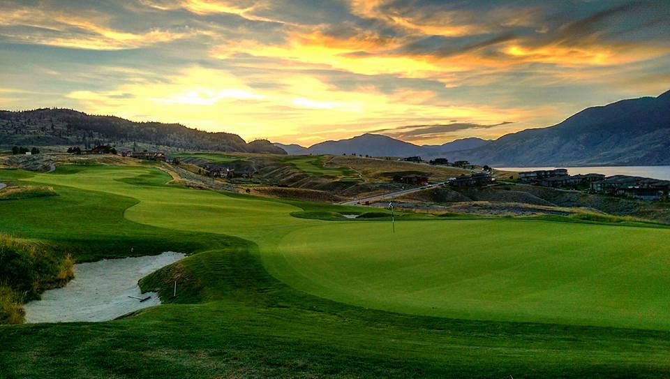 Tobiano Golf Course